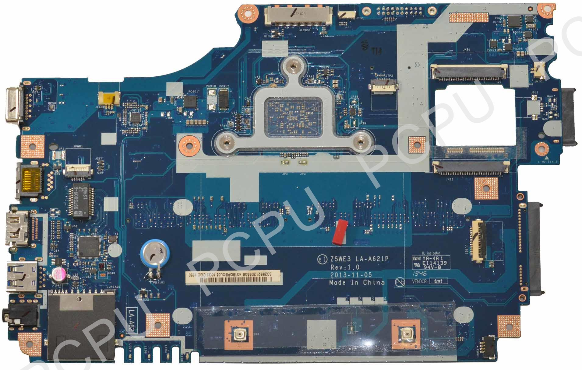 Acer Aspire E1-510P Laptop Motherboard w//Celeron N2920 1.86Ghz CPU NB.C3A11.001