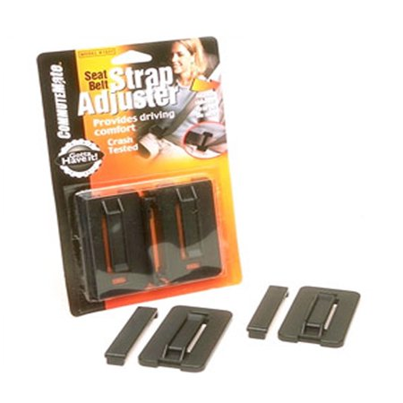 - Heininger Seatbelt Strap Adjuster CommuteMate Seat Belt Clip