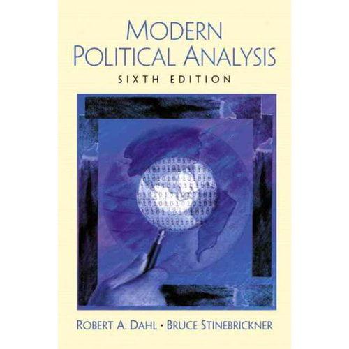 Modern Political Analysis