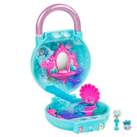Dc Lily - Shopkins Lil Secrets™ Secret Lock Playset, Bubbling Beauty Day Spa