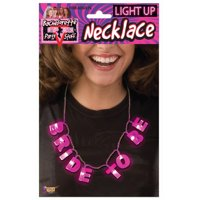Bachelorette Outta Control Light Up Bride to Be Necklace