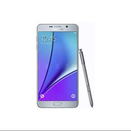 Samsung Galaxy Note 5   SM-N920 Silver (International Model) Unlocked GSM Mobile Phone by