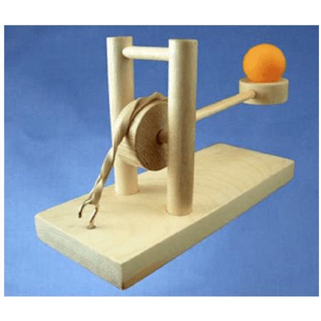 Catapult Kits (Wood Catapult Kit, Long Shot)
