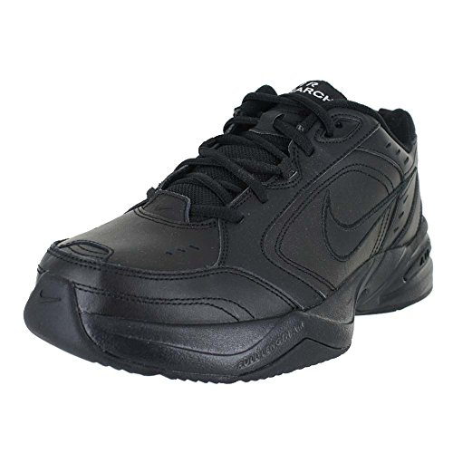 Nike Men's Air Monarch IV Cross Trainer 4E (Black/Black, 7 4E US)