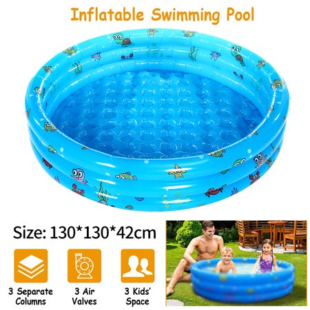 Summer Inflatable Kids Swimming Pool Home Swim Center Water Fun Play Swimming Pool For Family 51 51 16 5 In Walmart Canada