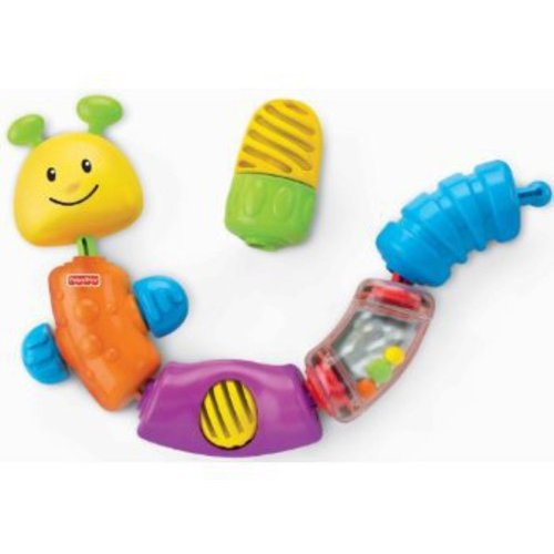 Fisher-Price Snap-Lock Caterpillar