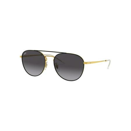 55MM Square Metal Sunglasses