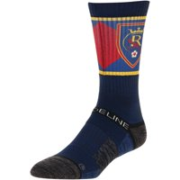 Real Salt Lake Team Crew Socks - Navy - OSFA