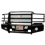 Ranch Hand FSG031BL1 Summit Series Front Bumper; Retains Factory Tow Hook And Fog Lights;