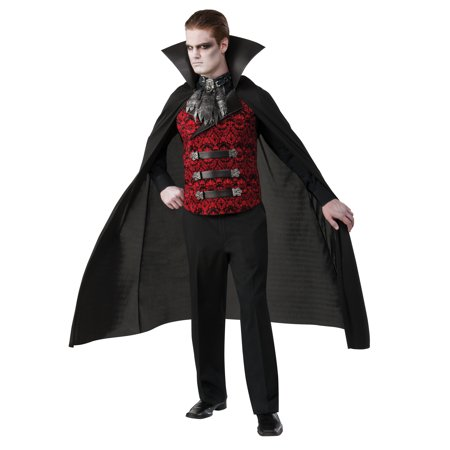 Adult Male Scarlet Immortal Vampire Costume by Rubies 810519 - Immortals 300 Costume