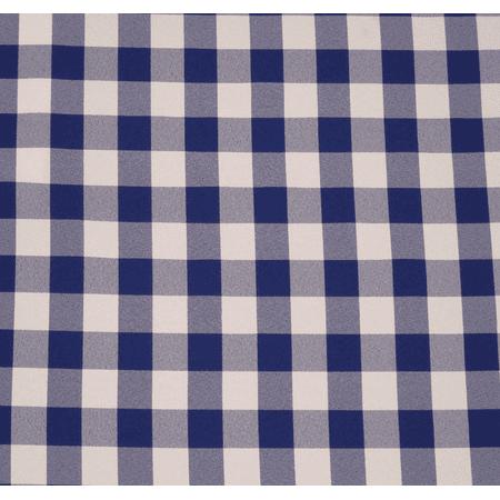 10 Yards Checkered Fabric 60
