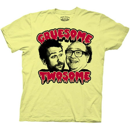 It's Always Sunny in Philadelphia Gruesome Twosome Charlie & Frank Adult (Adult Frank)