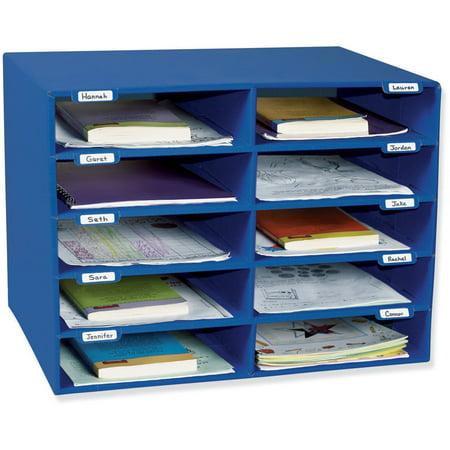 - Classroom Keepers 10 Slot Mailbox, 3