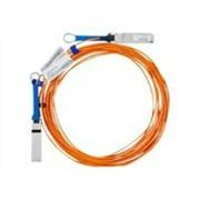 Mellanox Technologies MC2206310-010 10m Active Fiber Cable 4x Qsfp Cabl Ib Qdr/fdr10 40gb/s