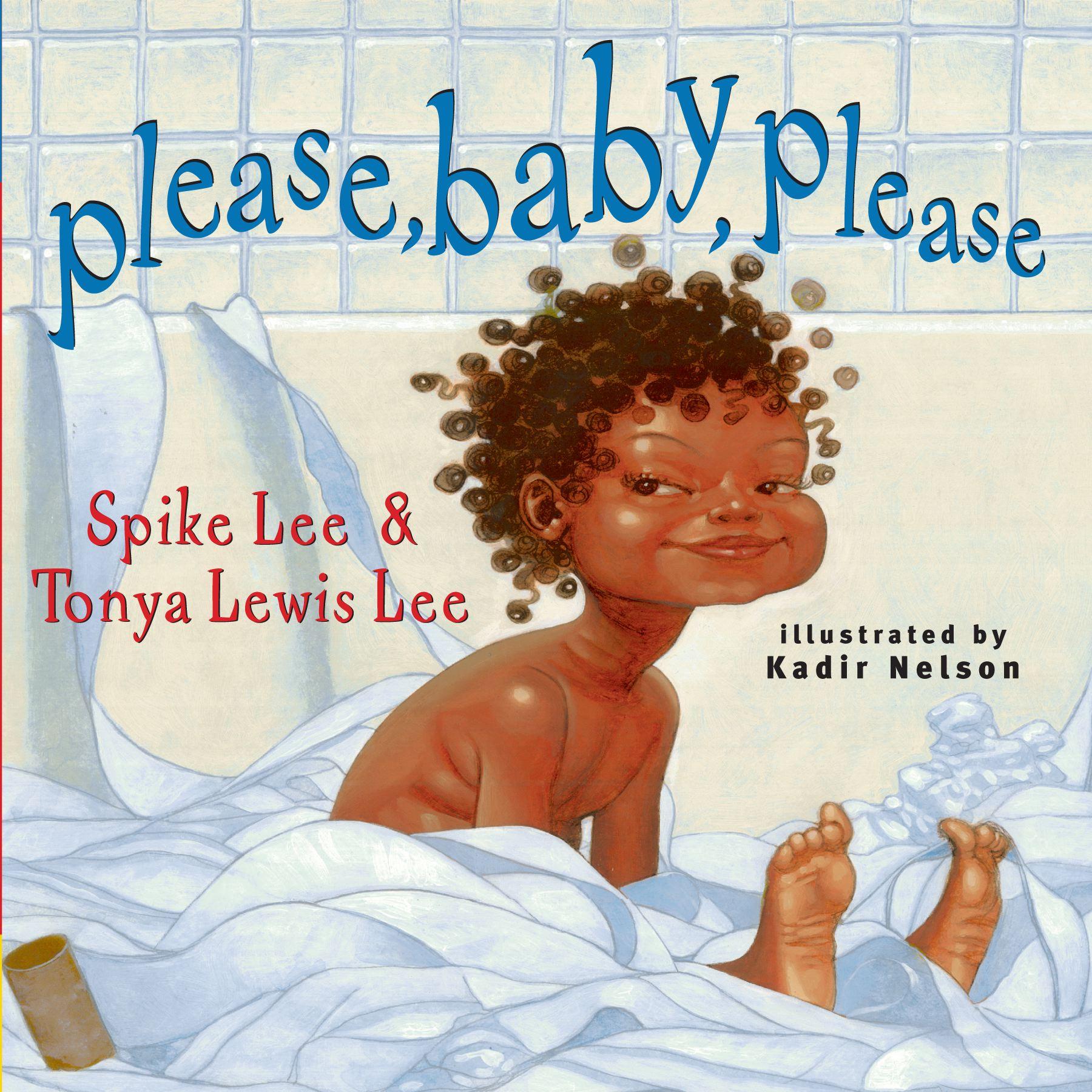 Please Baby Please (Board Book)