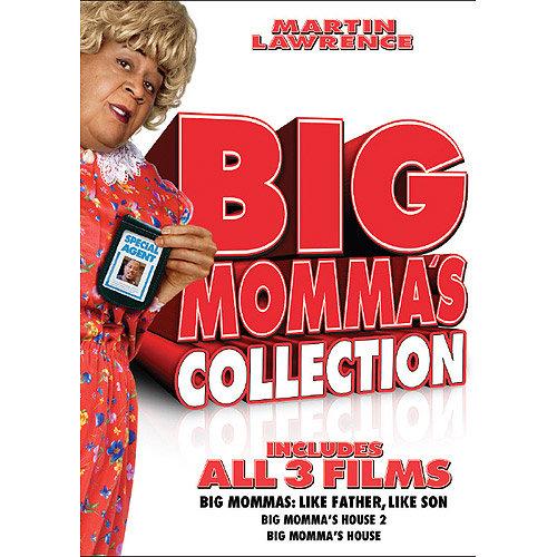 Big Momma's House / Big Momma's House 2 / Big Momma's House: Like Father, Like Son (Full Frame, Widescreen)