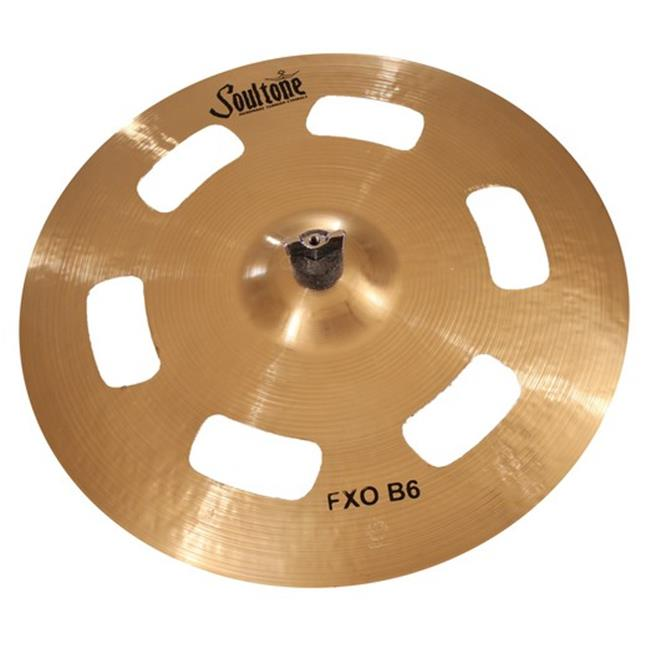soultone cymbals fb6-fxo26 26 in. fxo b 6 effect crash