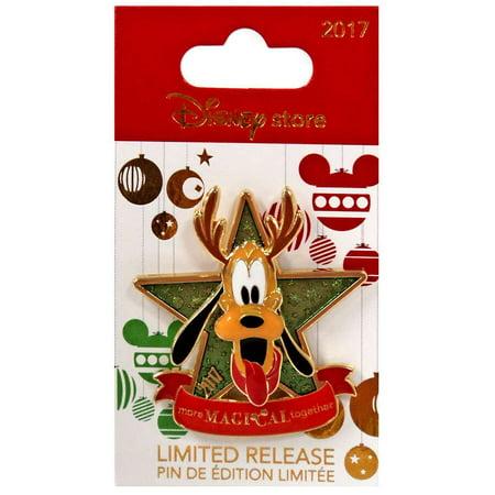Disney Pins Halloween 2017 (Disney Holiday 2017 Pluto Pin)