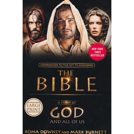 The Bible: A Story of God and All of Us (Large (A Story Of God And All Of Us)