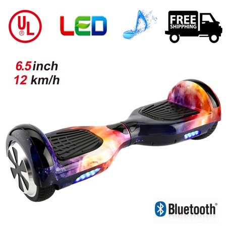 6 5 Hoverboard Smart Drifting Scooter Skateboard UL Certified Self Balancing Two Wheel .