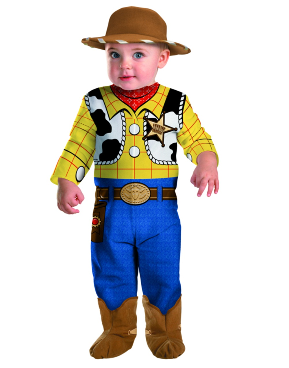 Toy Story Multi Disney Woody Costume for Baby