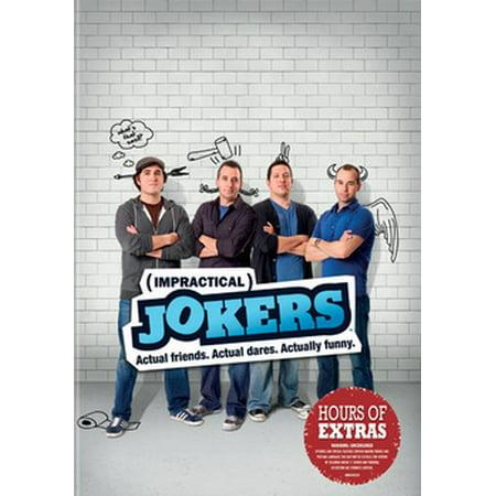 Joker Rhinestone - Impractical Jokers: The Complete First Season (DVD)