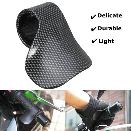 Universal Motorcycle Throttle Cruise Control Cramp Assist Rest Aid Grip Rocker (Universal Throttle Control)