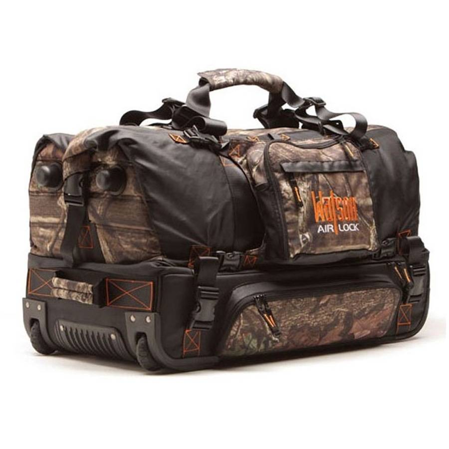 Watson Airlock Bottomless26 Orange/Mossy Oak Bag