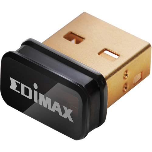 Edimax EW-7811Un 150Mbps Wireless 11n Nano Size USB Adapter