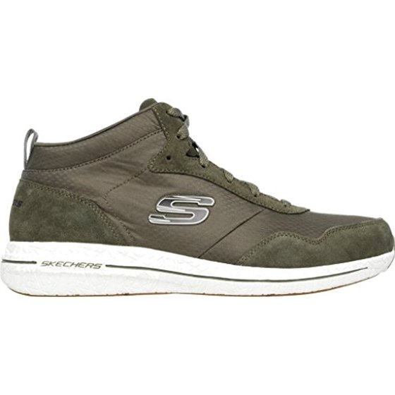 Men's Skechers Burst 2.0 Swillin High Top Sneaker