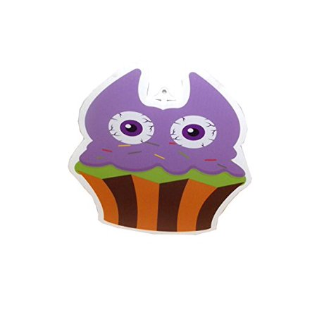 Halloween Cupcake Wall Decorations Purple Cupcake for $<!---->