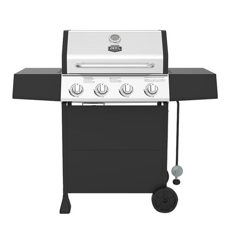 Expert Grill 4 Burner Gas Grill Premium Propane Gas Grill