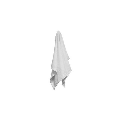 DDI 1267967 15 x 15 100 percent Cotton Terry White Hand Towel Case Of 600