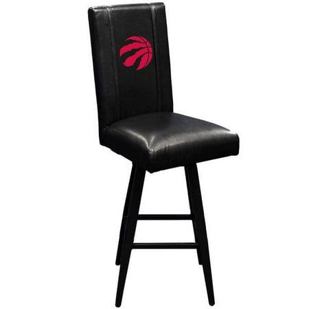Toronto Raptors NBA Bar Stool Swivel 2000 with Red Logo Panel ()