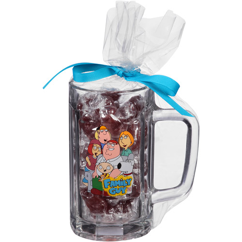 ***holiday Family Guy Beer Stein With Ro