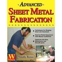 Advanced Sheet Metal Fabrication (Paperback)