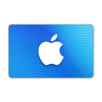 App Store & iTunes Gift Card (Email Delivery)
