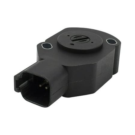 BROCK Diesel Throttle Position Accelerator Pedal Sensor Replacement for 98-04 Dodge Ram 2500 3500 Pickup Truck 5.9L w/ Auto Transmission 53031575 (Pickup Truck Diesel Manual Transmission)