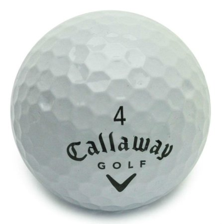 Callaway Mix Near Mint Recycled Golf Balls -50 Pack