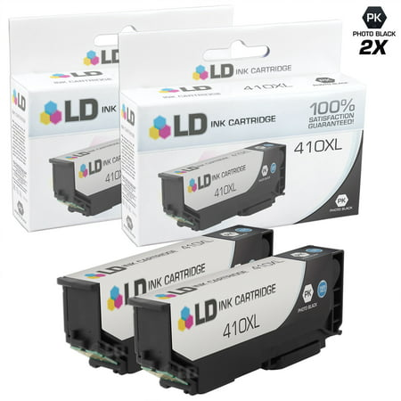 LD Products Compatible Cartridge Replacement for Epson 410XL (Photo Black, (Best Epson Ld Products Ld Products Home Inkjet Printers)