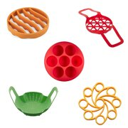 Instant Pot Official 5-piece Silicone Accessory Set