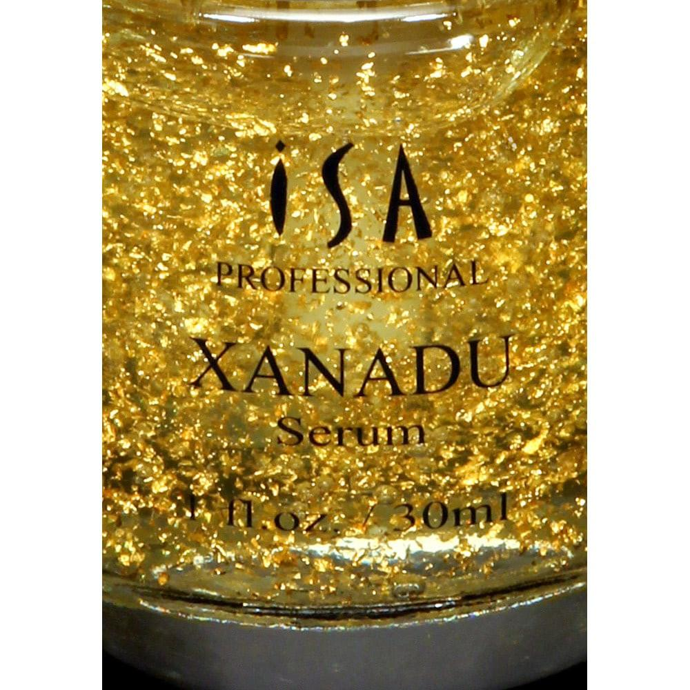 ISA Professional 24K Gold XANADU Vitamin C Serum and Make...
