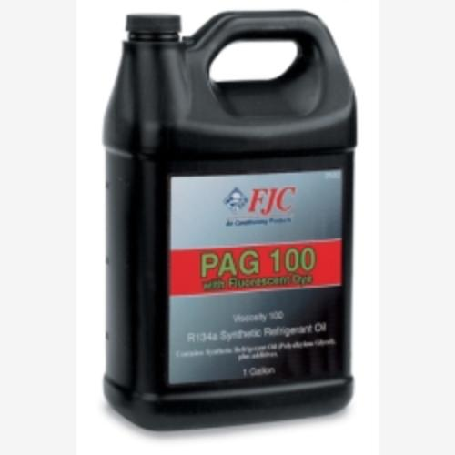 Fjc, Inc. 2502 Pag Oil 100 W/dye - Gallon
