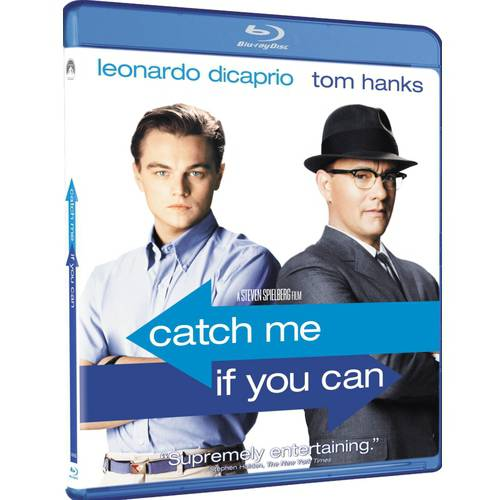 CATCH ME IF YOU CAN (BLU RAY)
