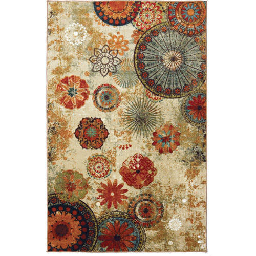 Caravan Medallion Area Rug by Mohawk