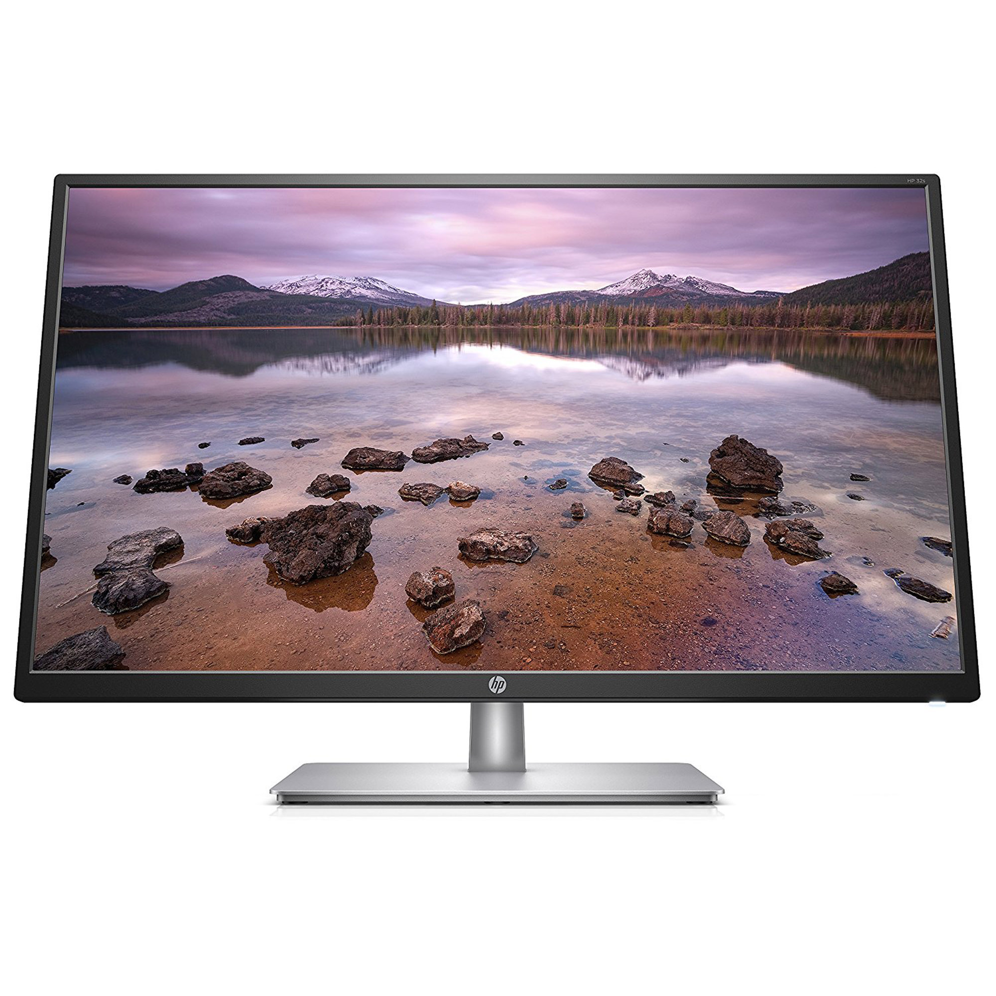 Refurbished Hewlett-Packard 2UD96AA#ABA IPS with LED Backlight Widescreen 31.5 Inches Monitor Silver