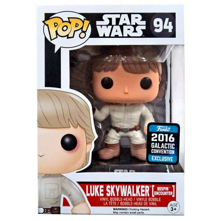 Funko POP! Star Wars Luke Skywalker Vinyl Bobble Head [Bespin Encounter]](Luke Skywalker Tunic)
