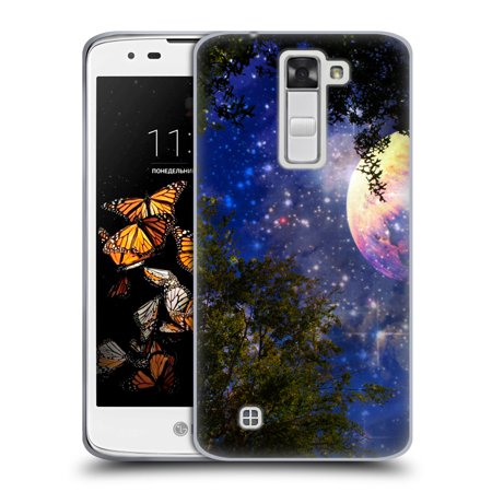 OFFICIAL HAROULITA SPACE SOFT GEL CASE FOR LG PHONES 2