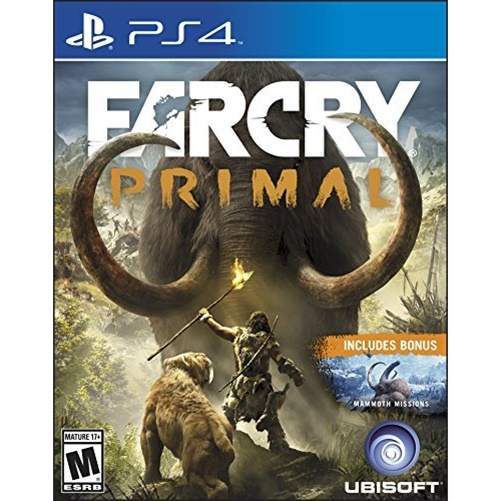 Far Cry: Primal (Includes Bonus Mammoth Missions) PlayStation 4