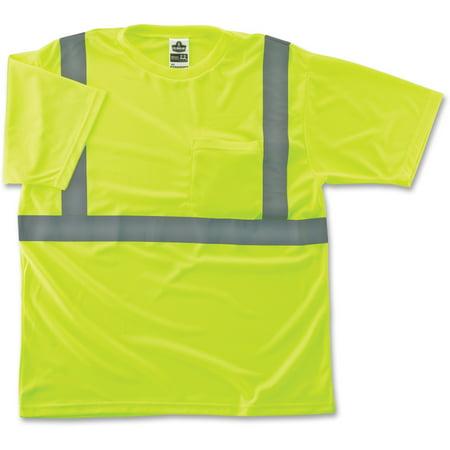About Dance T-shirt - Class 2 Reflective Lime T-Shirt